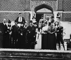 Group photograph, Denmark Princess Louise, Princess Alexandra, Princess Of Wales, Queen Victoria Children, Princess Victoria, Prince Christian Of Denmark, King George I, Alexandra Of Denmark, Christian Ix