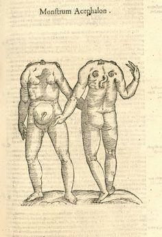 Monstorum Historia — 1642