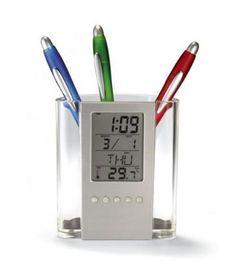 Reloj Lapicero de Acrílico Xt