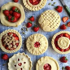芸術の秋はパイもアート風に!「パイの編み方」アレンジをご紹介 - macaroni