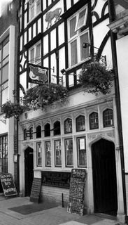 Is this the most haunted public house in the country ? Built in 1148 , Southampton's Red Lion , reported to be haunted by 21 ghostly figures