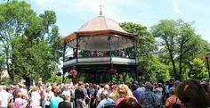 Kings Square Bandstand Saint John NB