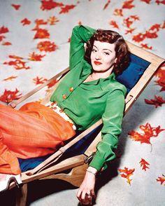 Bette Davis Fall