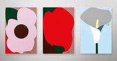 Tumblrは自分を表現したり発見することができる場であり、好きなものを通じてつながりを見つけたり、興味が人と人をつなげるプラットフォームです。 Japan Graphic Design, Graphic Design Illustration, Illustration Art, Flower Graphic Design, Pattern Design Drawing, Pattern Art, Starbucks Art, Tomie Ohtake, Poster Designs