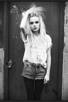 Soft Grunge Outfits on Pinterest