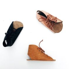 ~Handmade moccasins for wee ones~