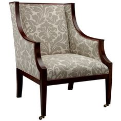 irving wing chair