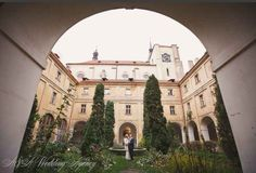 Wedding in the baroque style hall, Prague, Czech Republic - wedding package from Event-4U - wedding organization - iBride.com