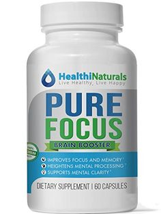 Like and Share if you want this  Pure Focus, Healthy Brain Supplement, Reduces Brain Fog, Improve Memory, Supports Clarity and Focus. Nootropics Support with Niacin B3, Vitamin B6 & C, 60 Pills.     Tag a friend who would love this!     $ FREE Shipping Worldwide     Buy one here---> http://herbalsupplements.pro/product/pure-focus-healthy-brain-supplement-reduces-brain-fog-improve-memory-supports-clarity-and-focus-nootropics-support-with-niacin-b3-vitamin-b6-c-60-pills/    #herbssupplements…