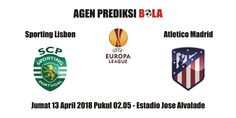 Prediksi Sporting Lisbon vs Atletico Madrid 13 April 2018