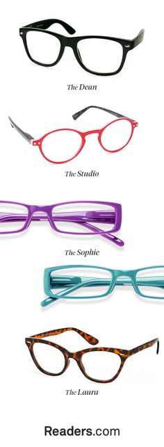 Need Reading Glasses? Check Out These Customer Favorites & More! Readers.com