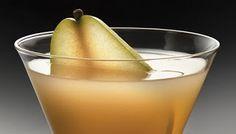"""Pear-is"" Martini"