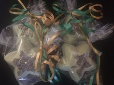 ELIXITA GREENSTAR 2 pcs Bath Bombs Fizzies Lavender Vanilla gift set #ELIXITA