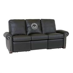 Harley-Davidson® Motorized Reclining Sofa HD-11868-MR