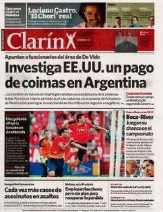 OpinionPublicaSantafesina(ops): diarios nacionales de hoy 30 de marzo