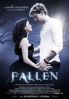 Fallen, il film di Scott Hicks con Addison Timlin e Jeremy Irvine, dal 26 gennaio 2017 al cinema.
