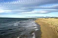 Il mare d'inverno- Tirrenia, Pisa - Italy  Many fond memories of my son and I walking along the beach, playing in the surf.