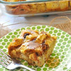Pumpkin French Toast Bake Recipe   Key Ingredient