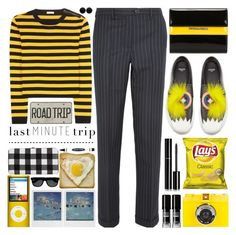 """Last Minute Trip"" by barbarela11 ❤ liked on Polyvore featuring Miu Miu, Dsquared2, Jacquemus, Fendi, Chanel and Thomas Sabo"