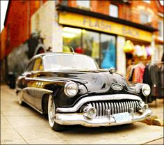 Buick Eight  |  #car #vintage #retro #Buick