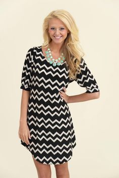 Like It Or Not Dress - Dresses | The Red Dress Boutique