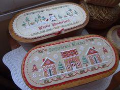 jolies boîtes de Biscotte
