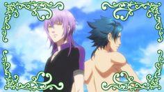 Kamigami-No-Asobi-kamigami-no-asobi-36990484-450-253.gif (450×253) Kamigami No Asobi, Dramatical Murder, Shoujo, Comedy, Romance, Wattpad, Cosplay, Japanese, Manga