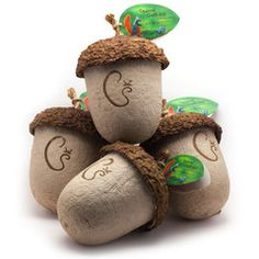 """Calling all crafters out there, are you """"Nuts for Creativity""""?!? Introducing Squirrel Craft Kits, endless fun that will inspire your imagination...just in time for fall!! The kit includes materials to"""