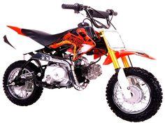Digger 125 Dirt Bike