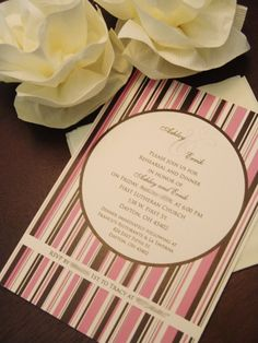 rehearsal dinner invite #invites #wedding #rehearsal