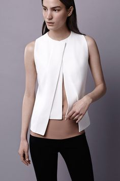 Narciso Rodriguez Resort 2015 Collection Slideshow on Style.com