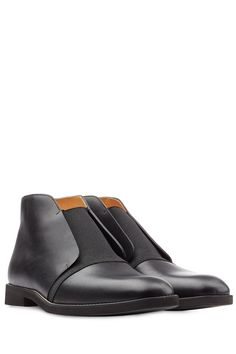 MAISON MARTIN MARGIELA / Leather Boots Mais