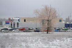 La nieve nos ha dejado estas bonitas imágenes en nuestras instalaciones. Muchas gracias a nuestro compañero Javier Montalvo por las fotos.