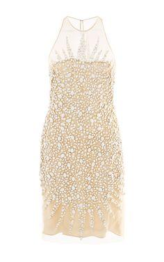 Starburst Dress by Naeem Khan for Preorder on Moda Operandi