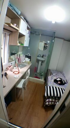 I Just Wanted To Start This Post By Explaining What A 고시원 ( Goshiwon ) Is.  Itu0026 A Small Room With Typically Only A Desk, A Bed, And A Close.