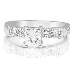Cheap Engagement Rings 40