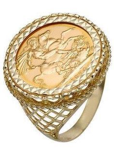 Did you have a sovereign ring?
