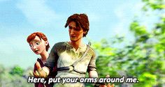 Nod and MK - epic-2013 Fan Art epic (2013) Put your arms around me part 1 gif