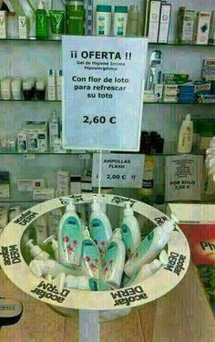 Farmacia con sentido del humor. jajajaja