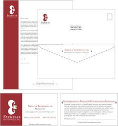 Exemplar Enterprises Branding
