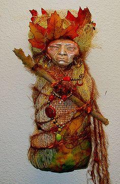 Forest Spirit by Griselda Tello