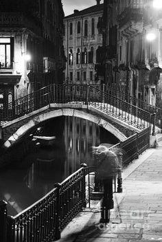 The night in Venice