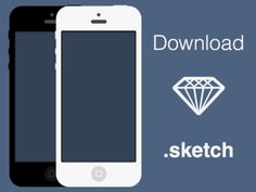 I just downloaded a free resource: Flat iPhones, for Sketch app on http://www.sketchappsources.com.