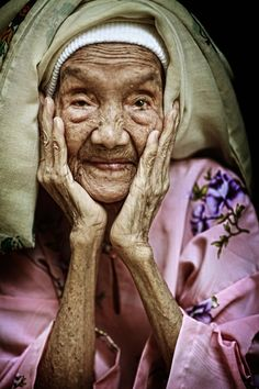 natural beauty by Rizman MdNor ... her beauty is in her eyes, from which her beautiful soul shines thru ...