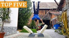 TOP FIVE: Stuntman Training, Breakdancing & Tennis Freestyle | PEOPLE AR...