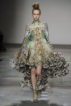 (oh dear god) - Mary Katrantzou Fall 2012