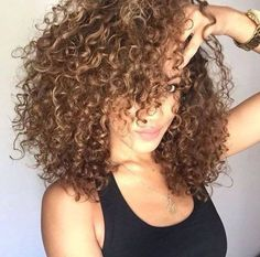 cool curly hair for women 2017 -