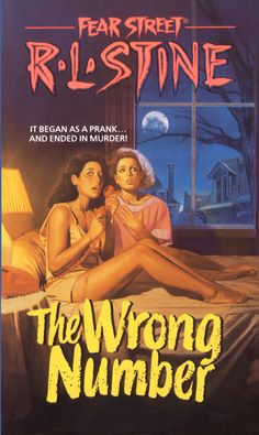 Click for Wicked Horror's top picks for Fear Street novels that should be adapted for the big screen! Fear Street The Wrong Number By R.L. Stine