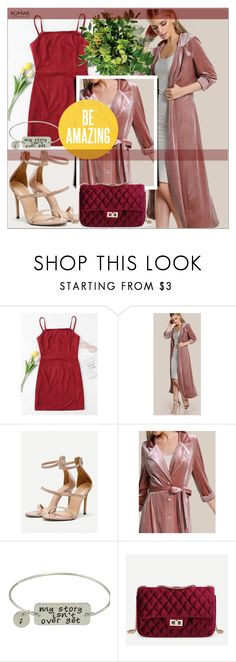 """""""Romwe 10/ 10"""" by emina-095 ❤ liked on Polyvore featuring romwe, shop, woman and polyvoreeditorial"""
