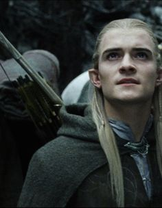Legolas ~ About ready to find the soldiers cursed by Isildur